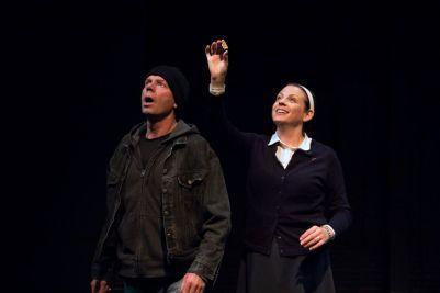 Gordon Gammie and Francine Deschepper