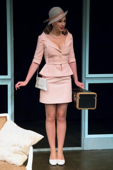 Melanie Mackay as Jaynie