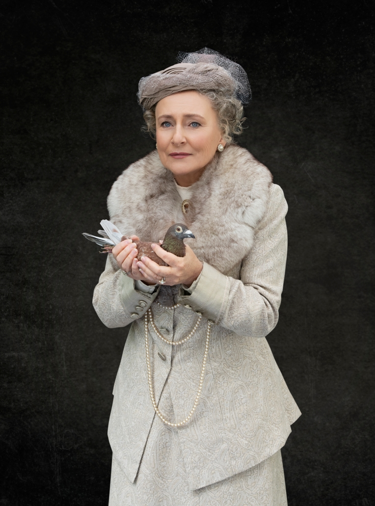 Seana McKenna as the Countess in All's Well that Ends Well