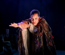 Alana Hibbert as The Witch