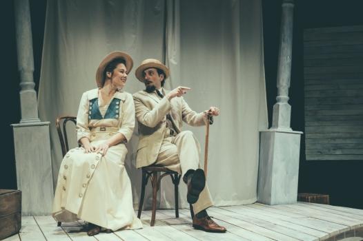 Madelyn Kriese and Mike Nadajewski